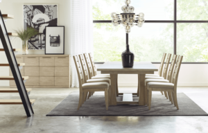 2701 Dining Room (Trestle Table)