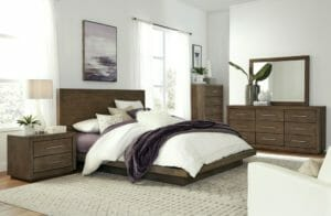 bachman furniture 3735 Bedroom