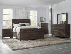 bachman furniture 3737 Bedroom