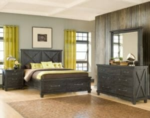 bachman furniture 3738 Bedroom
