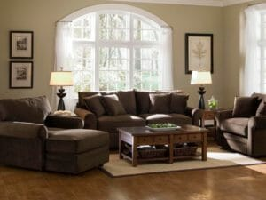 Bachman Furniture 1446 Living Room