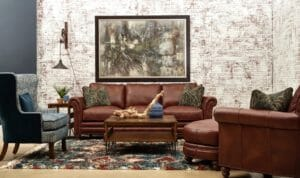 Bachman Furniture 1448 Living Room