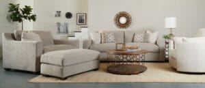 Bachman Furniture 1458 Living Room