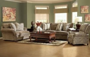 Bachman Furniture 1462 Living Room