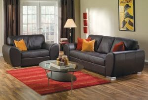 Bachman Furniture 1514 Living Room