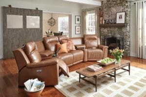 Bachman Furniture 1544 Living Room