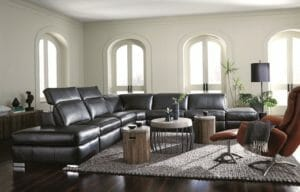 Bachman Furniture 1554 Living Room