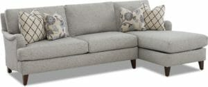 Bachman Furniture 1573 Sectional