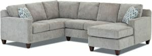Bachman Furniture 1576 Sectional