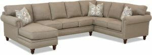 Bachman Furniture 1578 Sectional