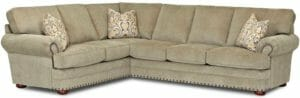 Bachman Furniture 1580 Sectional