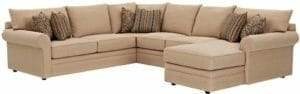 Bachman Furniture 1581 Sectional
