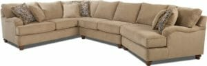 Bachman Furniture 1584 Sectional