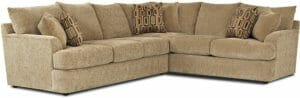 Bachman Furniture 1587 Sectional