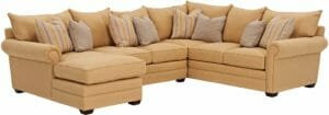 Bachman Furniture 1593 Sectional