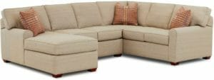 Bachman Furniture 1594 Sectional