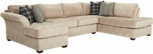 Bachman Furniture 1596 Sectional