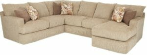Bachman Furniture 1606 Sectional