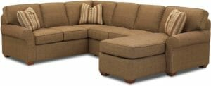 Bachman Furniture 1608 Sectional