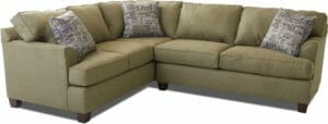 Bachman Furniture 1614 Sectional