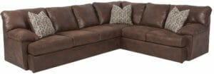 Bachman Furniture 1617 Sectional
