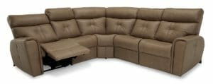 Bachman Furniture 1619 Sectional