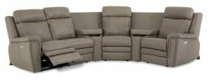 Bachman Furniture 1622 Sectional