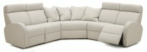 Bachman Furniture 1635 Sectional