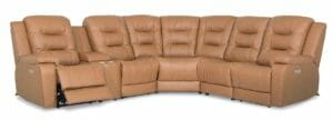 Bachman Furniture 1638 Sectional