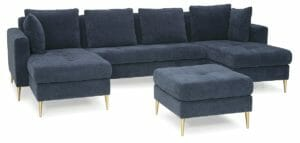 Bachman Furniture 1648 Sectional