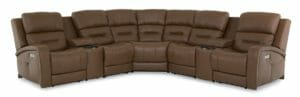 Bachman Furniture 1654 Sectional