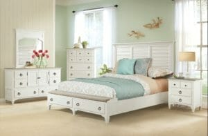Bachman Furniture Bed 3812