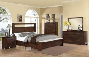Bachman Furniture Bed 3815