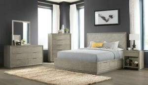 Bachman Furniture Bed 3819