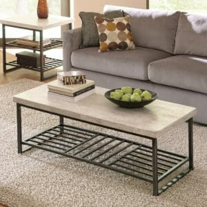 Bachman Furniture Coffee Table 5852