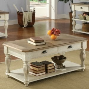 Bachman Furniture Coffee Table 5856