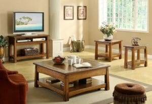 Bachman Furniture Coffee Table 5857