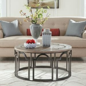 Bachman Furniture Coffee Table 5861