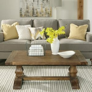 Bachman Furniture Coffee Table 5868