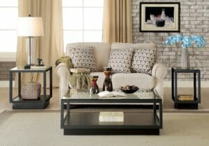 Bachman Furniture Coffee Table 5872