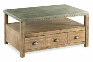 Bachman Furniture Coffee Table 5875