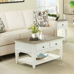 Bachman Furniture Coffee Table 5883