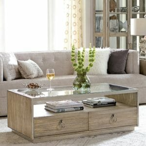 Bachman Furniture Coffee Table 5898