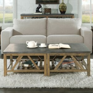 Bachman Furniture Coffee Table 5907