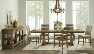 Bachman Furniture Table 2910