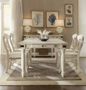 Bachman Furniture Table 2922