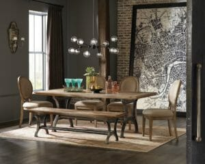 Bachman Furniture Table 2923
