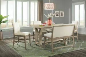 Bachman Furniture Table 2924